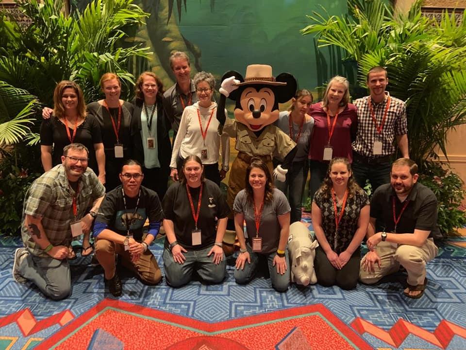 IRF Team Attends 20th Anniversary of IRKA's Rhino Keeper Workshop