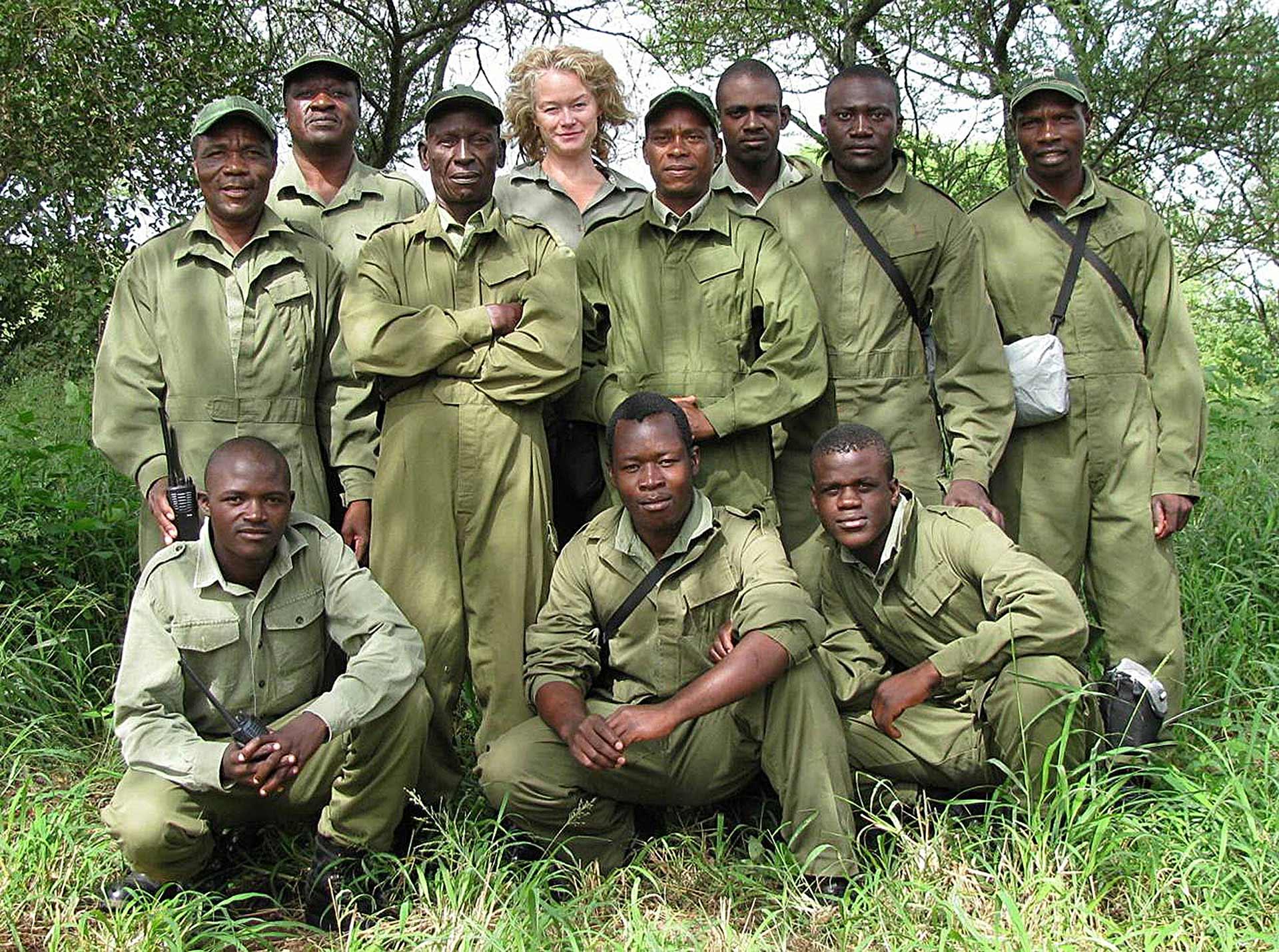 Bubye Conservancy Rhino Monitoring Unit
