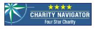 Charity Navigator, Four star