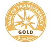 Guidestar, gold seal